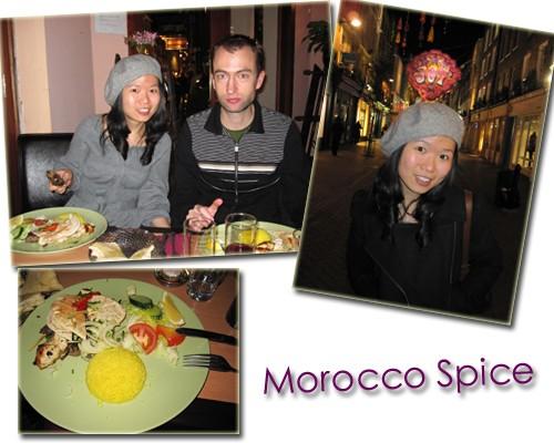Morocco Spice