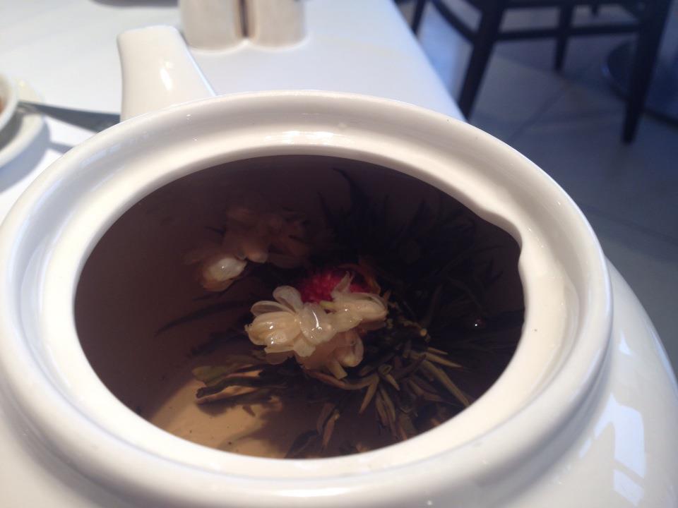 Oriantal jasmin tea